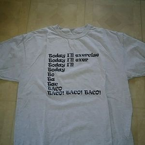 Customized Taco graphic T